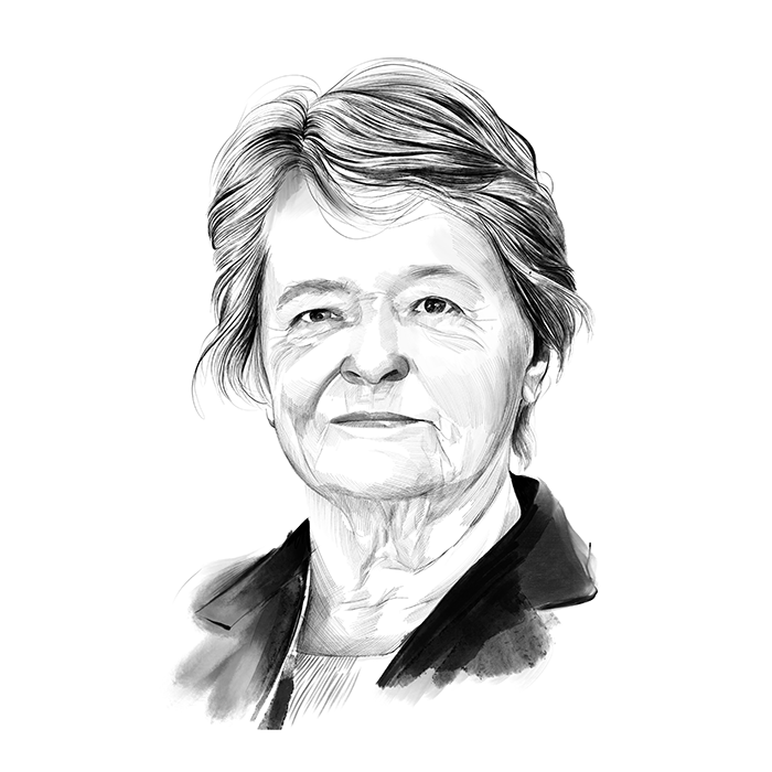 Watch the interview from Gro Harlem Brundtland