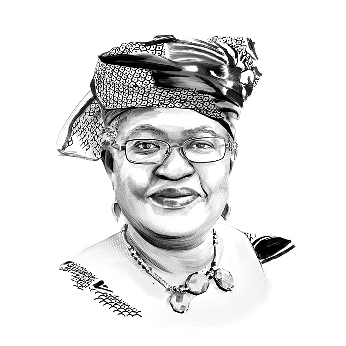 Watch the interview with Ngozi Okonjo-Iweala