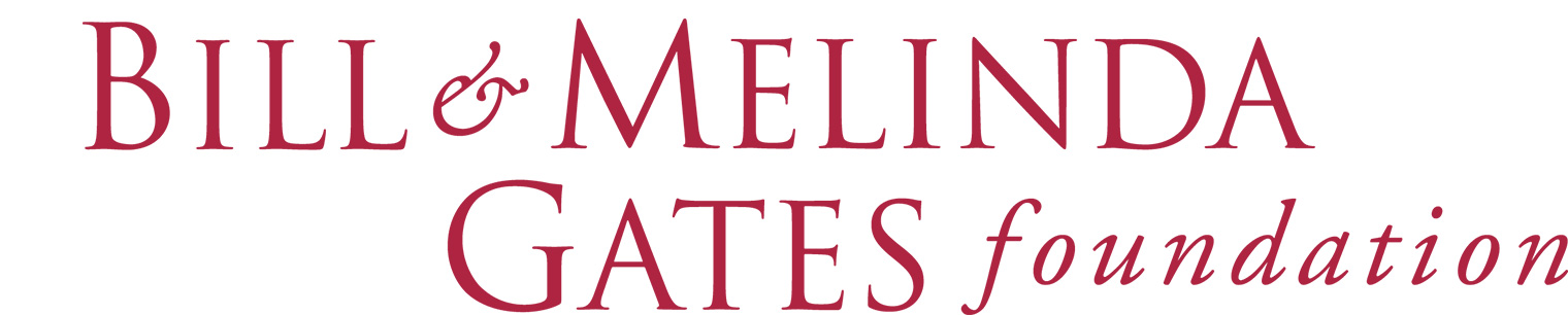 The Bill & Melinda Gates Foundation logo