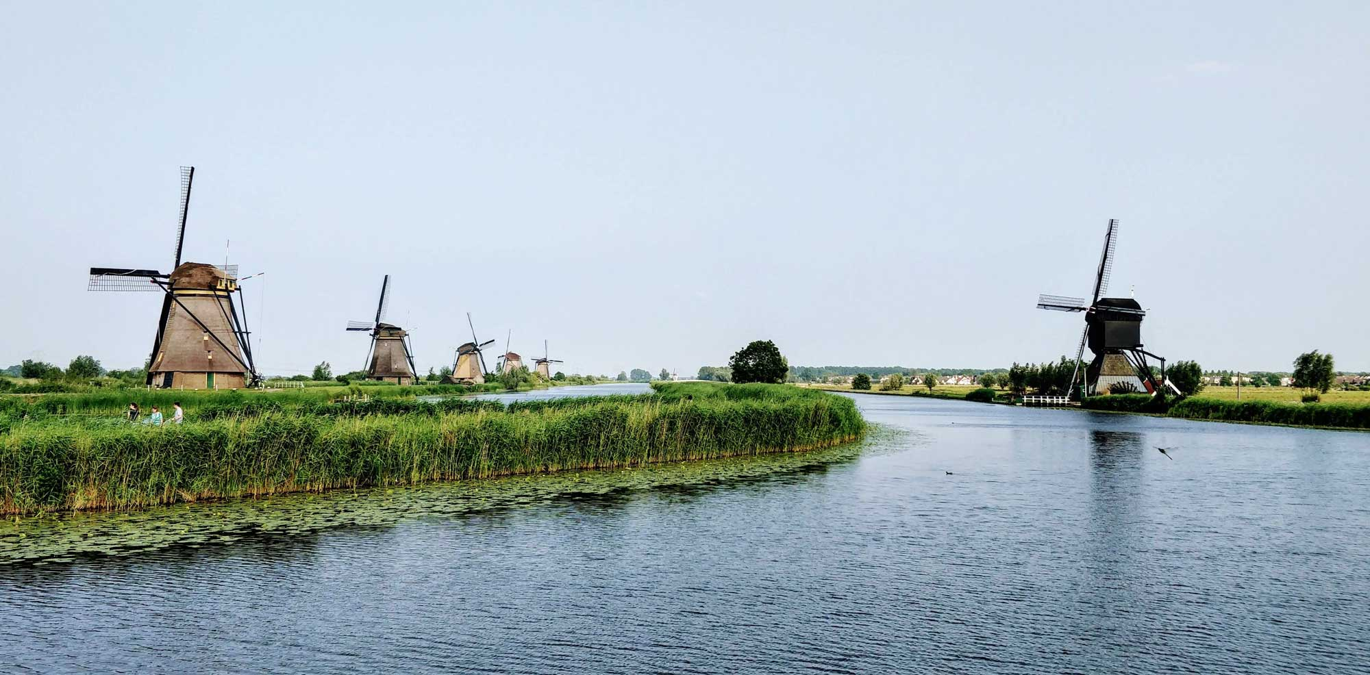 The Netherlands. Photo: Vishwas Katti/Unsplash.