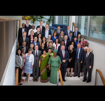 The GAVI Alliance Board at the June 2019 meeting. Credit: Gavi/2019.