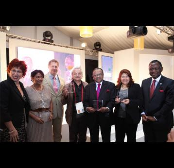 GAVI awards countries and advocates for accelerating access to life-saving vaccines