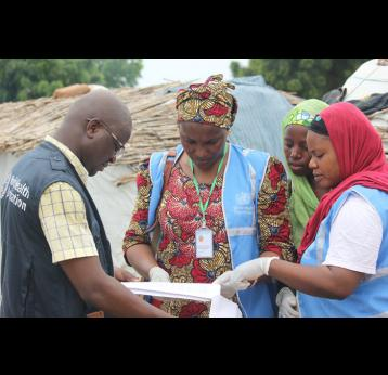 Cholera vaccination campaign begins in north-eastern Nigeria