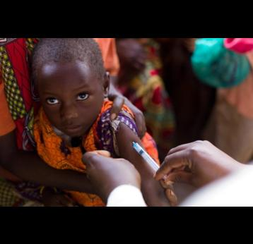 Burundi introduces second dose of measles vaccine