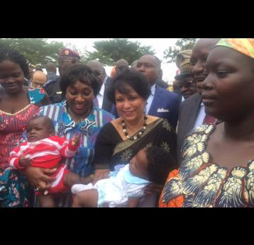 Enhanced polio protection to reach 650,000 Côte d'Ivoire children every year