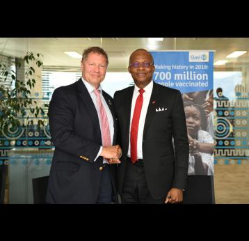 UBA Foundation and Gavi launch a new partnership for Africa