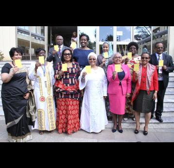 First Ladies call on African Union to reach every child