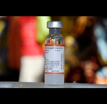 100 millionth person receives lifesaving meningitis vaccine