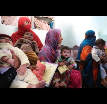 Pakistan progressing on immunisation efforts