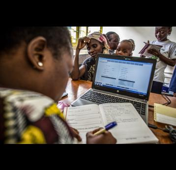 Gavi and Philips team up to improve immunisation data quality in developing countries