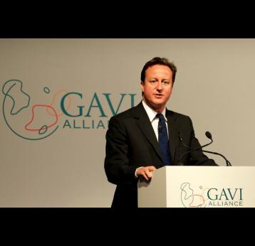 Obama, Cameron cite GAVI as a cost-effective investment