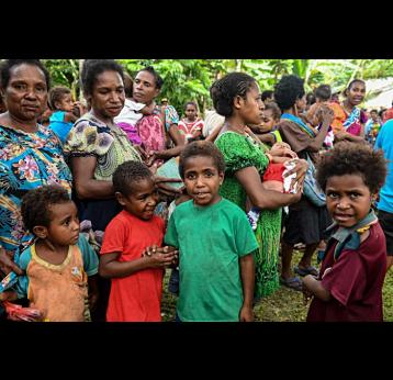 Strengthening Papua New Guinea's routine immunisation to prevent future polio outbreaks