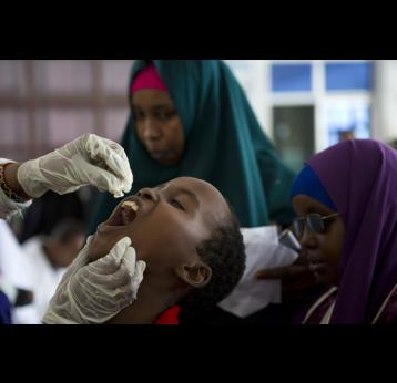 Cholera vaccination campaign begins in Somalia