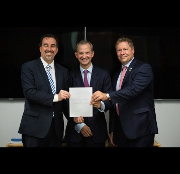 Government of Brazil signs grant agreement for US$ 20 million in support to IFFIm