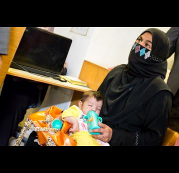 Immunisation as the gateway to health: why women hold the key in Pakistan