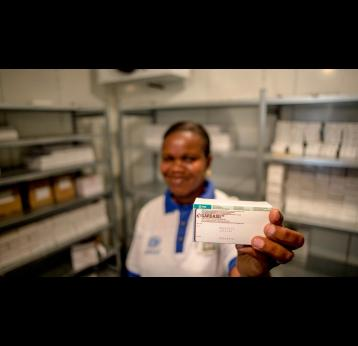Learning to get HPV vaccines to the world's poorest girls