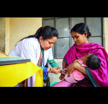 Helping developing countries protect against pneumococcal disease