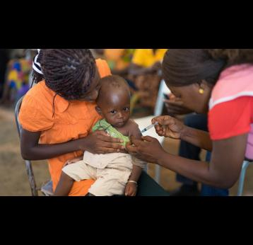 Achieving the Sustainable Development Goals: six reasons why immunisation matters