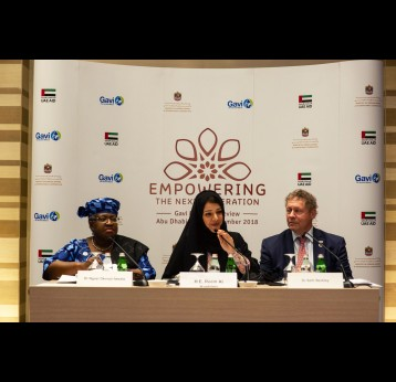 UAE and Gavi convene leaders to focus on health for next generation