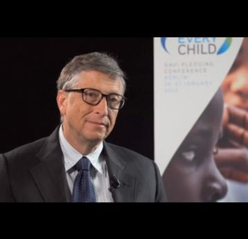 Interview with Bill Gates