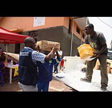 Major cholera vaccination campaign begins in North Kivu in the Democratic Republic of the Congo