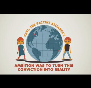 New animation tells Gavi, the Vaccine Alliance story