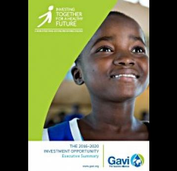 The 2016-2020 GAVI Alliance Investment Opportunity - Executive Summary