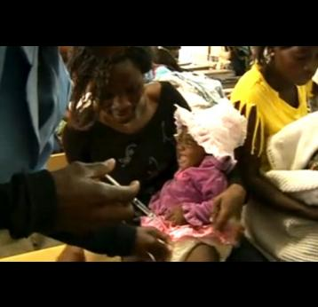 Immunisation advocacy campaign in Malawi