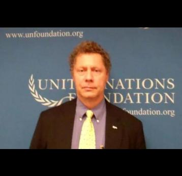 Seth Berkley NCD video blog on Every Woman Every Child event and UNF vaccine panel