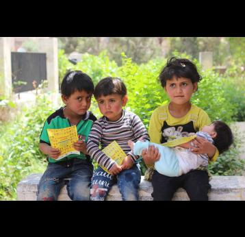Gavi to support immunisation of children in Syria