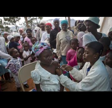 Thousands of Haitian children to be protected against leading cause of severe diarrhoea