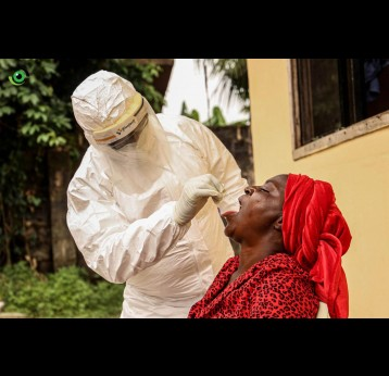 The REDISSE grant from the NCDC helped improve community testing exercises across the 27 local governments of Imo State. Photo Credit: Nigeria Health Watch