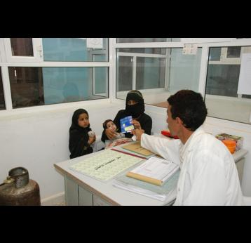 Yemen introduces rotavirus vaccines