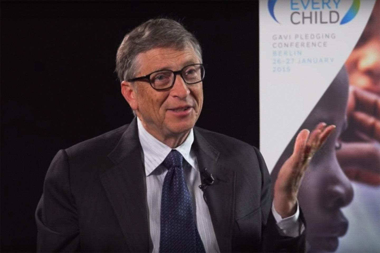 Bill Gates The Vaccine Interview