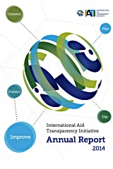 Visit the International Aid Transparency Initiative website to view the 2014 annual report