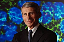 Dr Anthony Fauci, Director NIAID