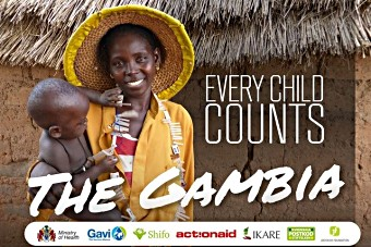 Every Child Counts The Gambia programme