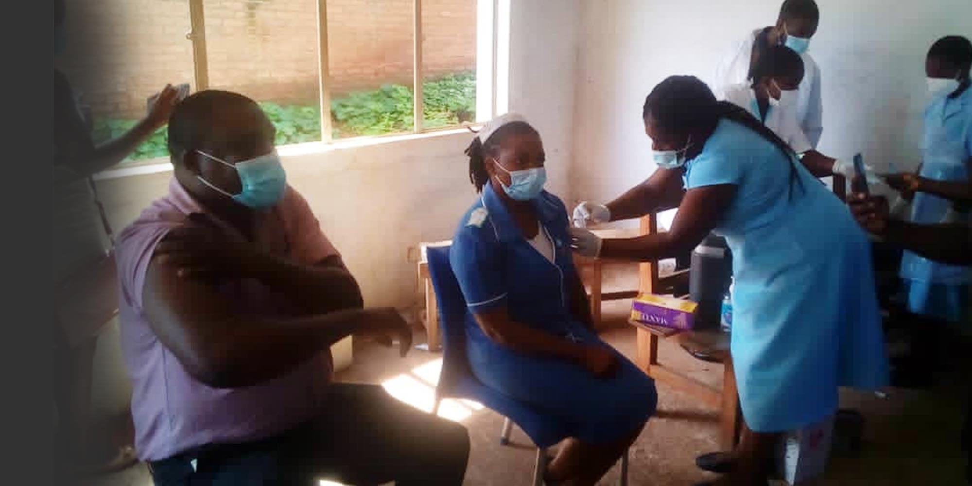 No VIP treatment: Malawi aims for an equitable COVID-19 vaccine roll-out