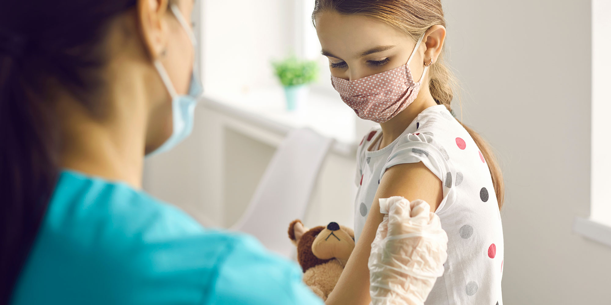 Parents Concerns About Children And The Issue Of Masks And Covid Injections