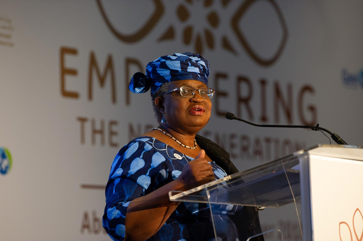 "Dr Ngozi Okonjo-Iweala, Chair of the Gavi Board: ""Since its inception Gavi has done development differently. It has embraced innovation and technology and relied on the comparative strengths of its partners to fulfil its ambitious mission."""